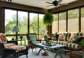 Simple Sunroom Designs Designs Ideas Sunroom Furniture Ideas With Green Sofa And Blue