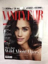 Magazine Vanity Fair Vanity Fair Magazine Issue 686 October 2017 Meghan Markle Wild