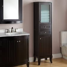 Storage Cabinets Bathroom by Bathroom Cabinets Black Bathroom Storage Cabinet Bathroom