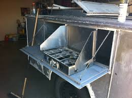 jeep trailer build overland utility trailer build expedition portal