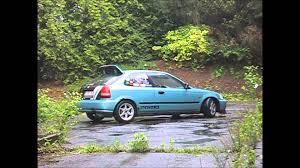 green opal car ek hatch