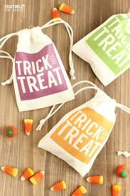 halloween bags diy halloween treat bags