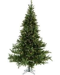 artificial christmas tree with lights spectacular deal on fraser hill farm 12 foxtail pine pre lit