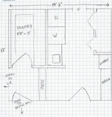 laundry mudroom layout