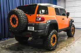 lifted 2013 toyota fj cruiser 4x4 northwest motorsport