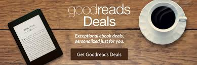 introducing goodreads deals picked ebook deals personalized