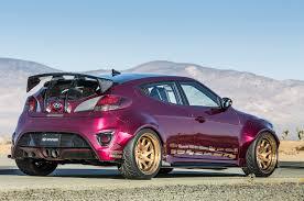 hyundai veloster horsepower sema 2016 1 040 horsepower hyundai concept automobile magazine