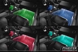 2010 camaro interior 2010 2015 camaro ss v6 footwell abl ambient lighting kit led