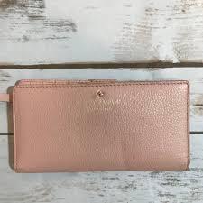 kate spade light pink wallet kate spade handbags kate spade light pink wallet poshmark