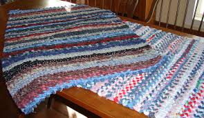 Fabric Rug The Country Farm Home Rag Rugs A Delta Folk Art