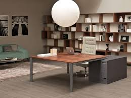Executive Office Tables Desks In Metal And Wood Ideal For Executive Offices Idfdesign