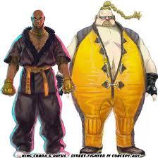 King Cobra Halloween Costume Black Characters Street Fighter Series Thezonegamer