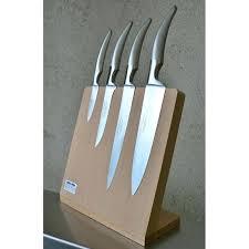 set de couteau de cuisine bloc de couteaux de cuisine professionnel bloc de couteaux de