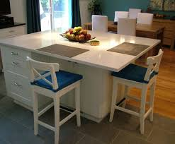 portable kitchen island with seating rectangular chandelier