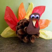 thanksgiving day crafts for kindergarten