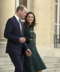 british royals william and kate visit paris as brexit looms the