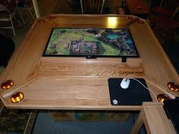 expandable round game table digital gaming perfect talisman board