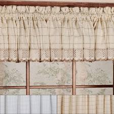 Valance For Kitchen Window Kitchen Window Valance Ebay