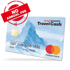 prepaid credit cards no fees swiss bankers prepaid services products