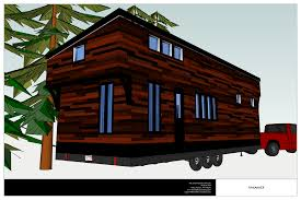 no 20 tamarack tiny house sketchup model u2014 small house catalog