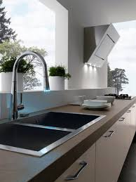 modern kitchen faucet modern kitchen faucets offering functionality and impressive look