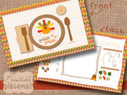 printable table decorations for thanksgiving happy thanksgiving