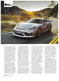 porsche sharkwerks evo magazine issue 234 with sharkwerks gt4 tested june 2017