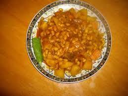 cuisiner des flageolets tajine aux flagolets frais a la marocaine
