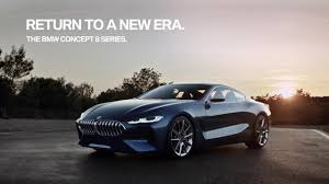 future bmw concept bmw concept 8 series the concept car bmw bmw future car youtube