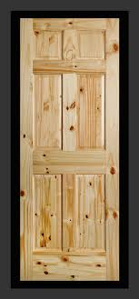 Knotty Pine Interior Doors Heritage Millwork Inc Wholesale Millwork Distributor Interior