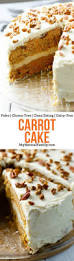 25 of the best ever gluten free carrot cake recipes