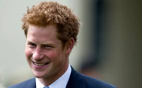 Prince Harry by How To Date A Royal From Prince Harry Himself Remix Magazine