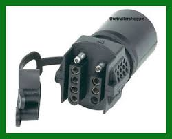 hopkins 47385 multi tow trailer connector 7 rv 5 4 pin adaptor ebay