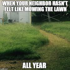 Landscaping Memes - we bet there are garden gnomes lost in there somewhere if you