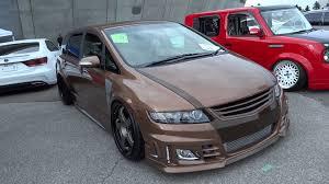 custom honda odyssey honda odyssey br1 2 custom car ホンダ オデッセイ br1 2型 カスタム