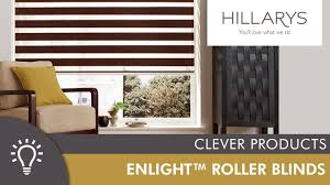12 Blinds Hillarys Day And Night Enlight Roller Blinds Youtube