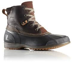 Are Logger Boots Comfortable Sorel Ankeny Boot Men U0027s Full Grain Waterproof Leather And