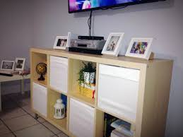 Dr Bookcase Tv Stand Appealing White Ikea Hemnes Bookcase With Tv Stand And