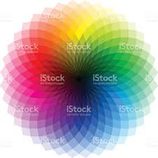 Cmyk Spectrum Color Wheel Stock Vector Art 481689820 Istock