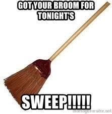 Broom Meme - sweep broom meme sao mai center