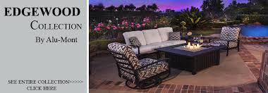 view all cast aluminum patio furniture deep seating patio