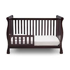 Convertable Crib Delta Children Riverside 4 In 1 Convertible Crib Chocolate