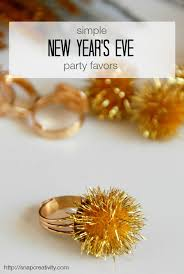 new year party favors ring in the new year s party favor tauni co
