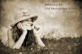 tutorial photoshop old picture vintage effect photoshop tutorials psddude