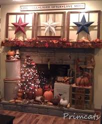 primitive decorating ideas primitive fall decorating with