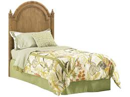 Beach House Furniture by Tommy Bahama Home Beach House Queen Size Belle Isle Headboard With
