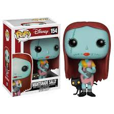funko pop nightmare before sally with nightshade