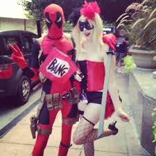 deadpool costume spirit halloween adventuresofharleyquinn the adventures of me and my spirit