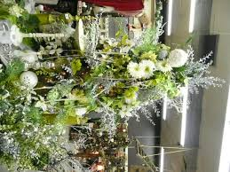 silver and lime green tree here i come