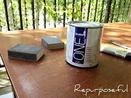 diy high gloss coffee table repurpose repurposeful boutique